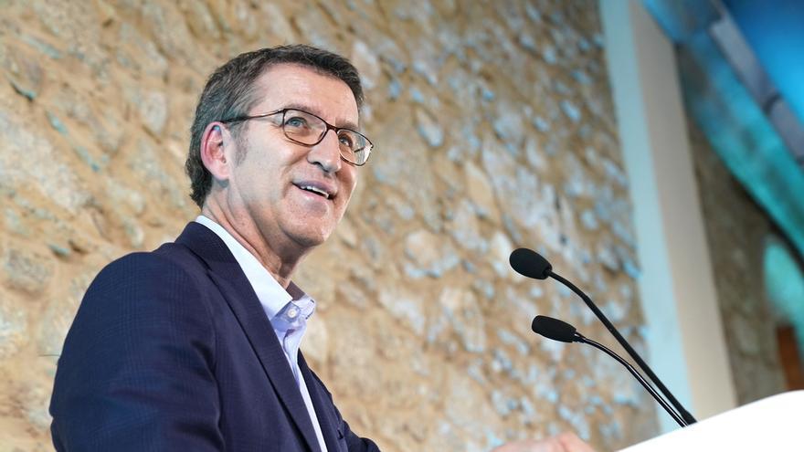 El PPdeG arranca la precampaña este sábado en Vigo con un acto de proclamación de Feijóo como candidato a la Xunta