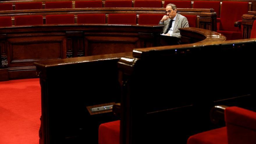 Inadmitida la petición de Torra de recusar a la Sala de lo Penal del Supremo