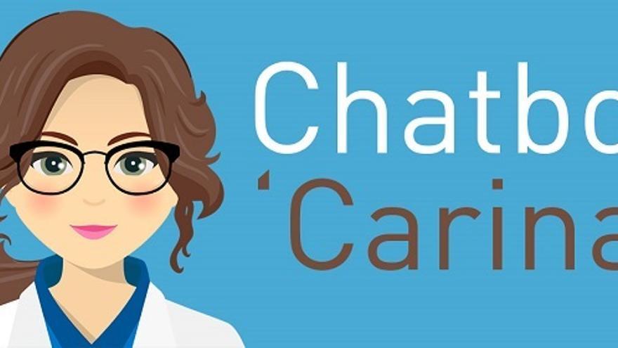 Chatbot 'Carina'