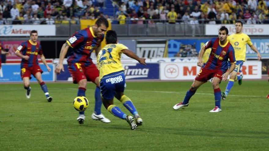 Del UD Las Palmas-Barcelona B #4