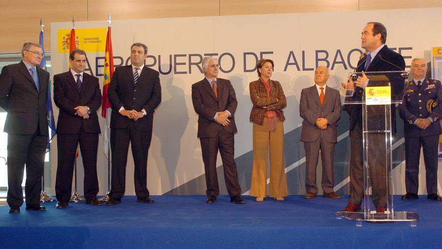 Presentación del aeropuerto de Albacete / Foto: AENA
