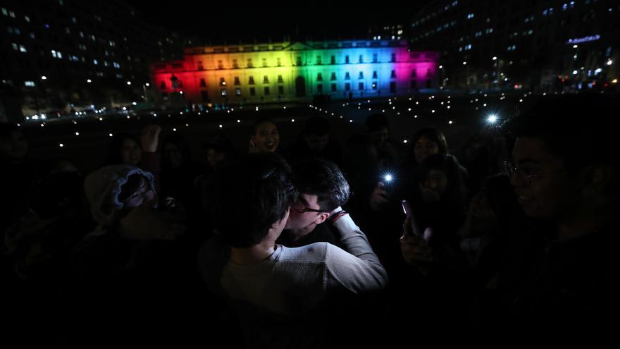 Casi el 90 % de la comunidad LGTBI en Chile ha sufrido discriminación