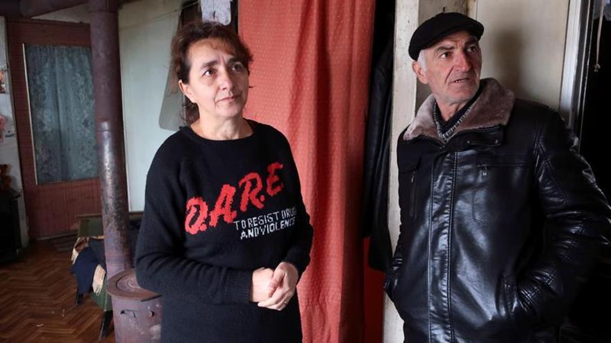 Las heridas del terremoto armenio siguen sin cerrarse 30 años después
