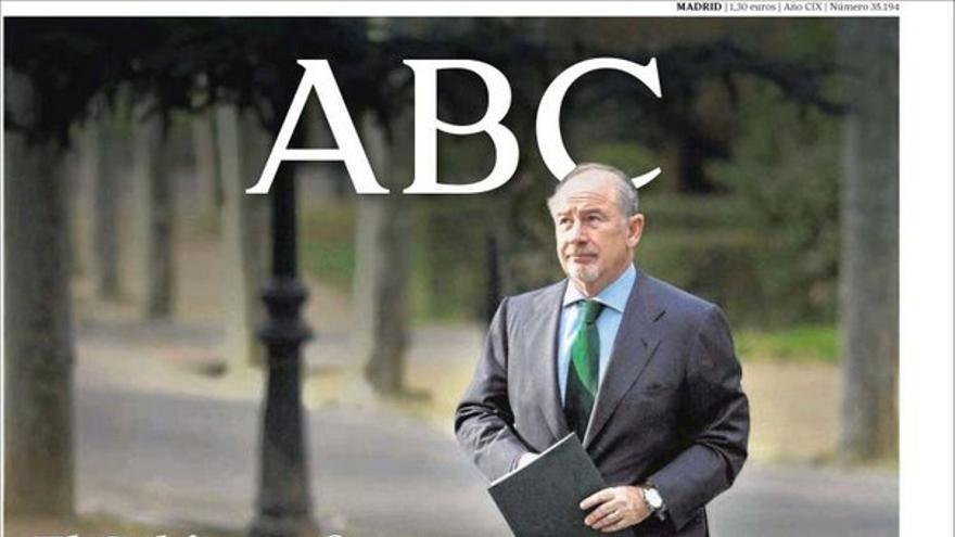 De las portadas del día (08/05/2012) #6