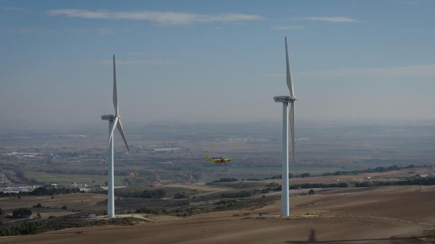 Naturgy, Vodafone y FuVeX revisarán las instalaciones eléctricas con drones de largo alcance