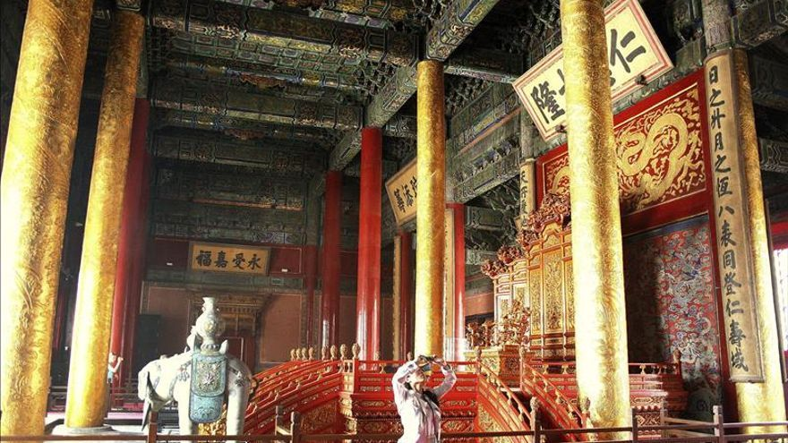 El Palacio Imperial chino trasladará sus antigüedades foráneas a otro museo