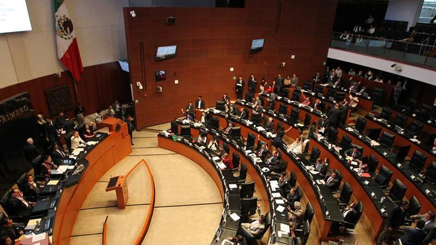 El Senado mexicano avala una reforma que prohíbe la condonación de impuestos