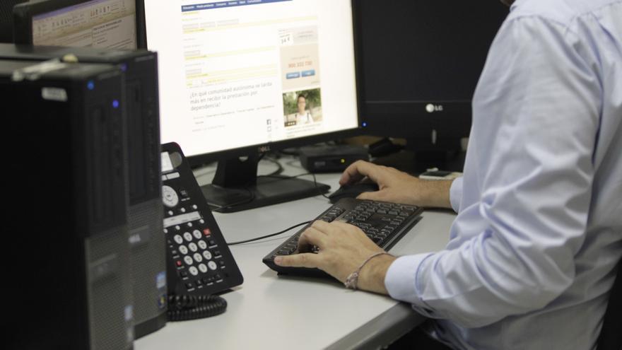 Los compradores en internet crecen un 19% en los últimos cinco años, según una encuesta de Irache