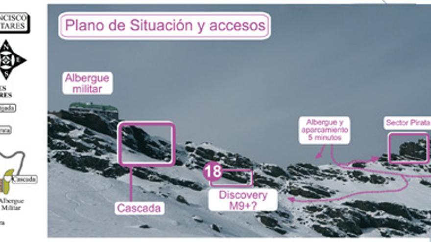 Situación y accesos