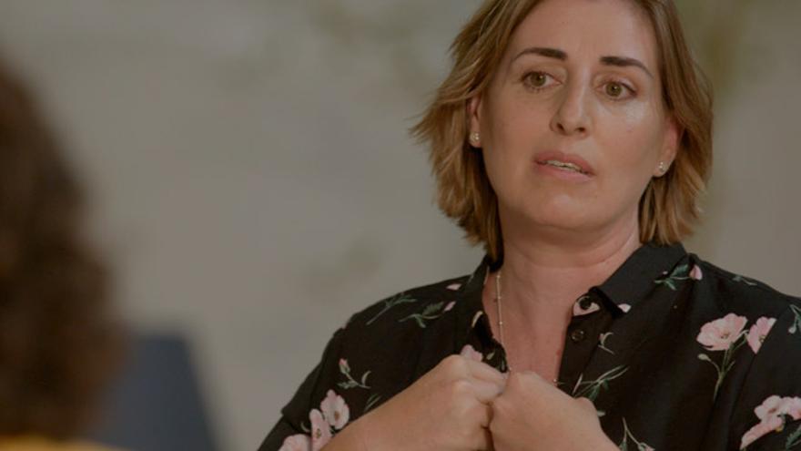 Tras ser diagnostica de cáncer de mama, Susana se sometió a una vitrificación de ovocitos para poder ser madre en un futuro.