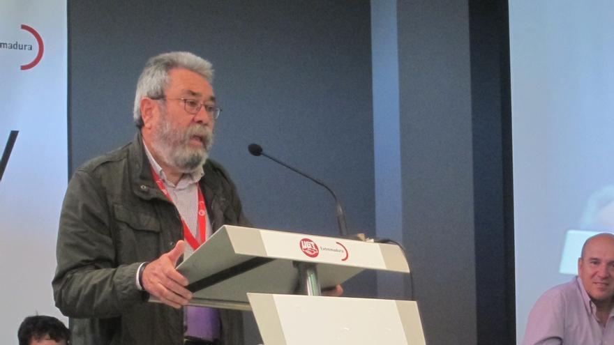 """Méndez pedirá a Rajoy que """"no despilfarre"""" los dos años de moratoria para cumplir el objetivo de déficit"""