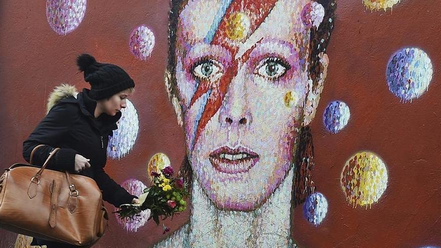 """Preparan el lanzamiento de """"The Guster"""", un álbum inédito de David Bowie"""