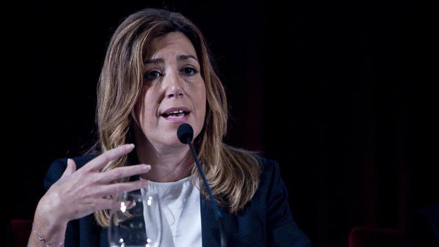 Díaz dice que no se puede militarizar el Mediterráneo ni llenar la frontera de concertinas