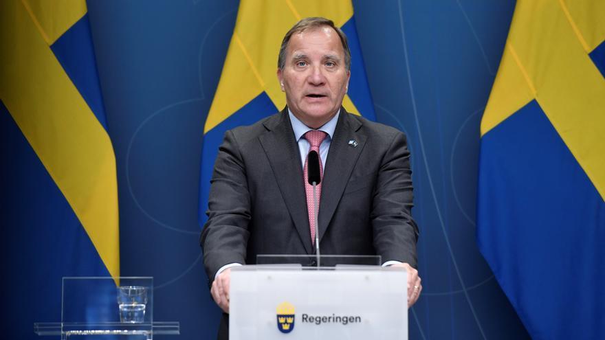 Löfven dimite para tratar de formar un nuevo Gobierno en Suecia
