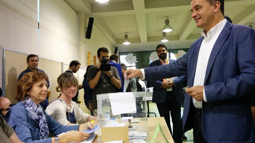 """Bosch (ERC) pide votar """"con conciencia"""" en las elecciones municipales"""