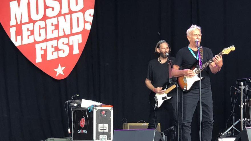 John Cale, en el Music Legends Festival.