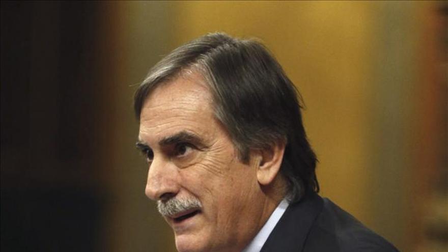 Valeriano Gómez aboga por un candidato progresista que alce la voz del PSOE