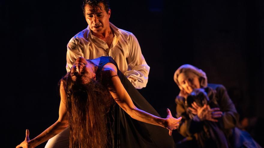 """La compañía Antonio Márquez lleva de nuevo """"Medea"""" al escenario"""