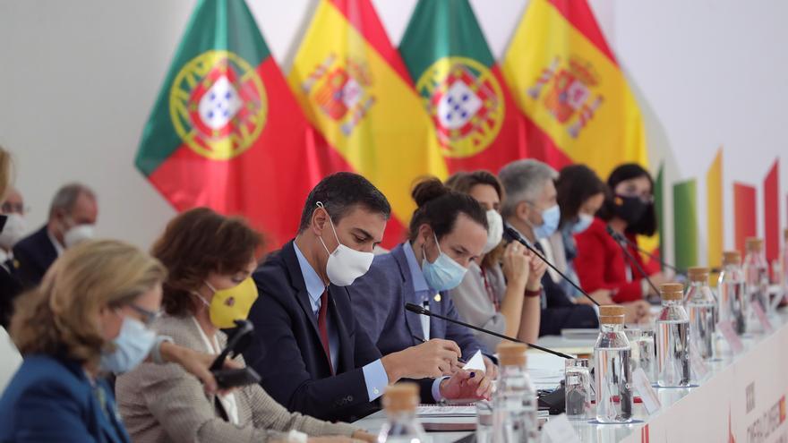 España y Portugal buscarán proyectos conjuntos que financien los fondos de UE