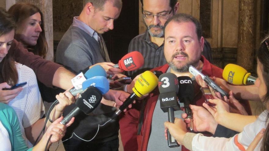 """ICV-EUiA censura la decisión el TC y pide a Mas """"garantizar"""" la celebración del 9N"""