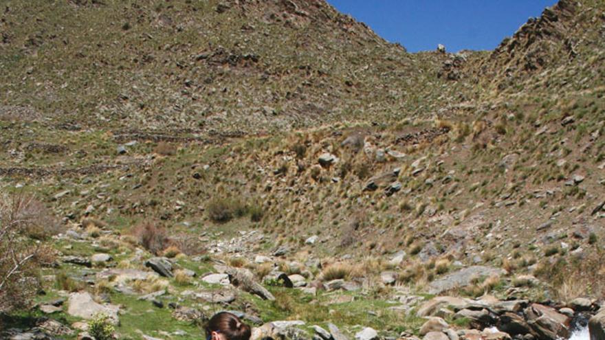 La Vereda de la Estrella, Sierra Nevada