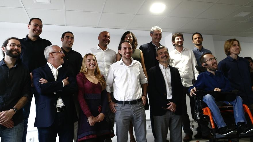 Pablo Iglesias reúne hoy a sus candidatos autonómicos para concretar la política de pactos