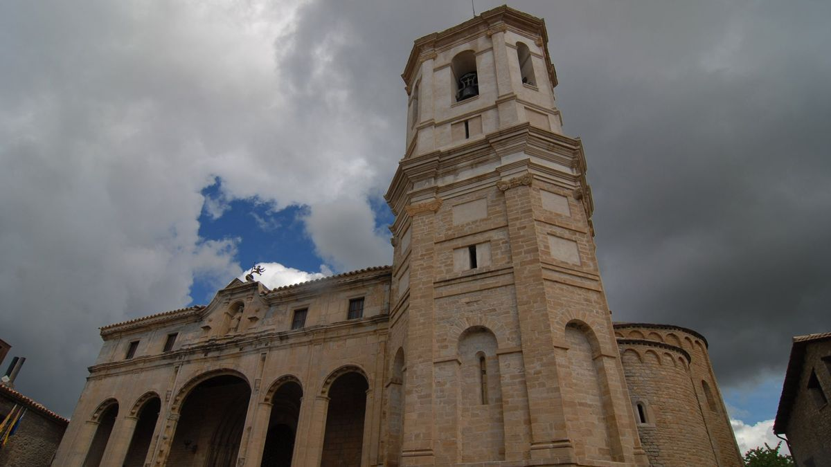 Catedral de Roda de Isábena.