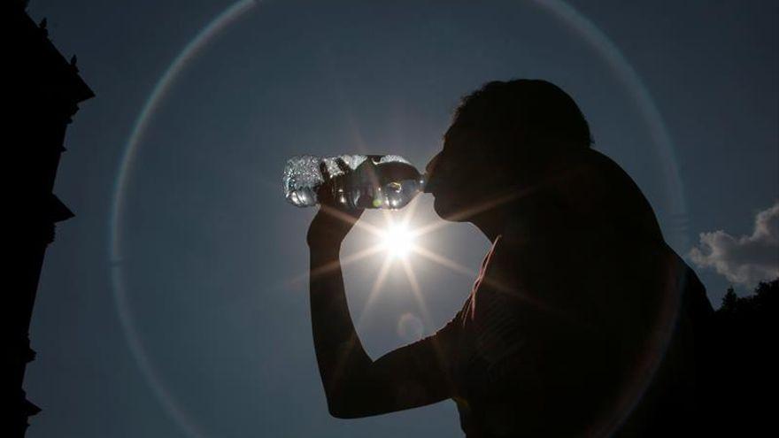 Aviso de riesgo por temperaturas de 34 y 35 grados en La Palma este lunes y martes