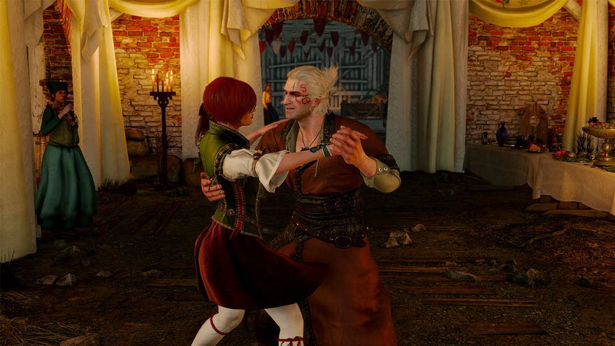 Mods, mods y más mods para The Witcher 3