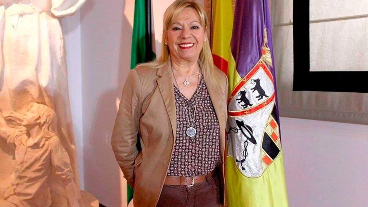 La alcaldesa de Pedro Abad, Magdalena Luque, ha hablado de los brotes.