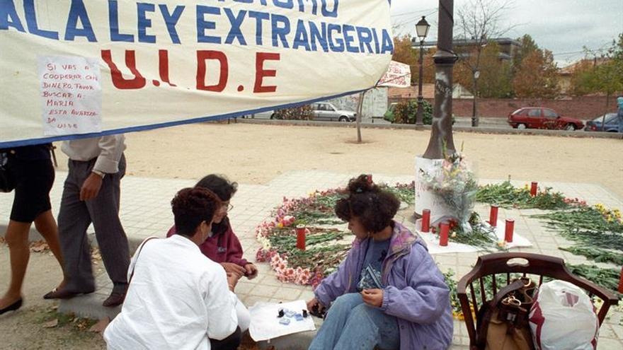 Luchar contra el racismo 25 años después del crimen de Lucrecia Pérez