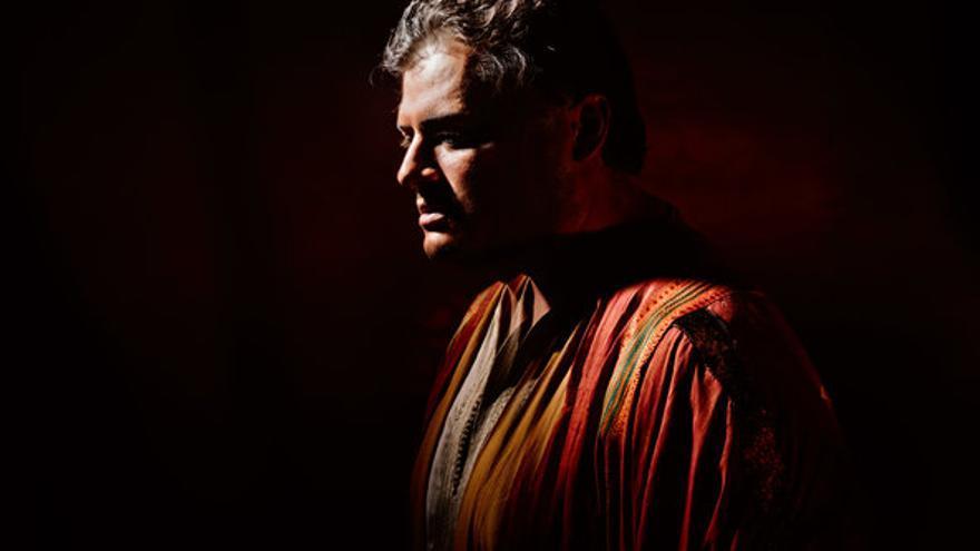 Aleksandrs Antonenko como 'Otelo' (Kristian Schuller/Metropolitan Opera