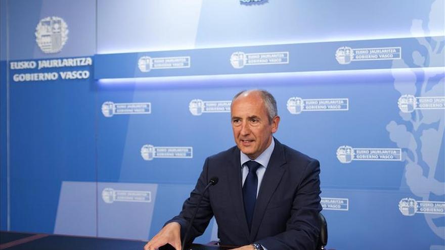 """El G.Vasco defiende seguir """"cultivando hasta lograr el acta de defunción de ETA"""""""