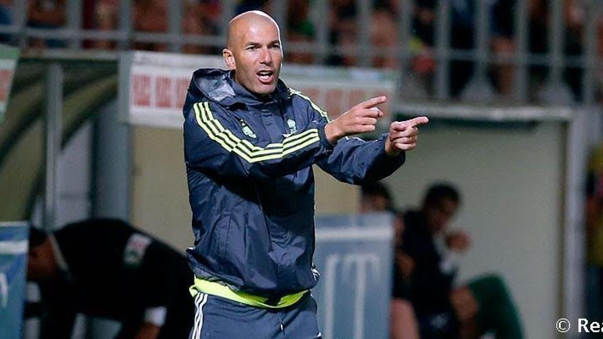 Zinedine Zidane.