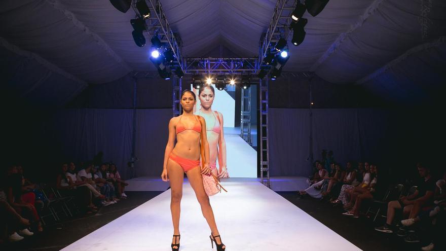 Imagen de archivo de uno de los pases de moda en el Isla Bonita Love Festival.