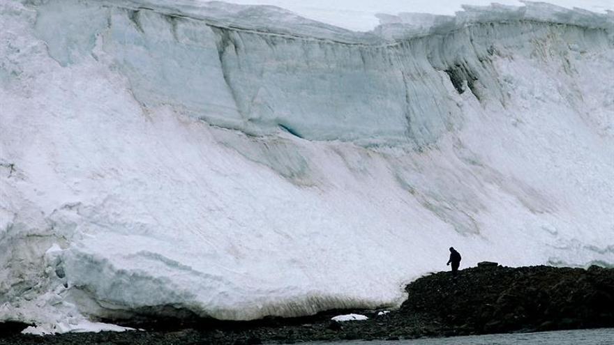 El 40 % de la costa de Groenlandia está a salvo del deshielo, según un estudio