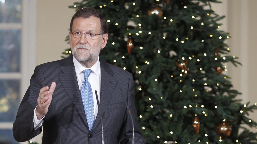 """Rajoy, sobre decisión TC: """"A los que creemos en España y en la soberanía nacional nos alegra y mucho"""""""