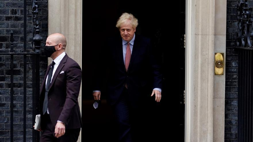 Johnson apuesta por una revolución verde para transformar el Reino Unido