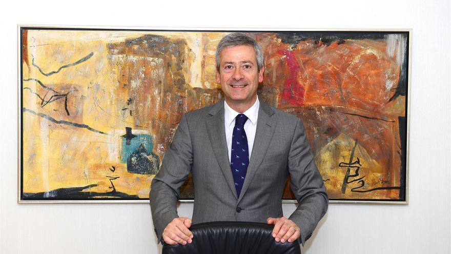 Agustín Manrique de Lara, elegido presidente del Círculo de Empresarios de Gran Canaria