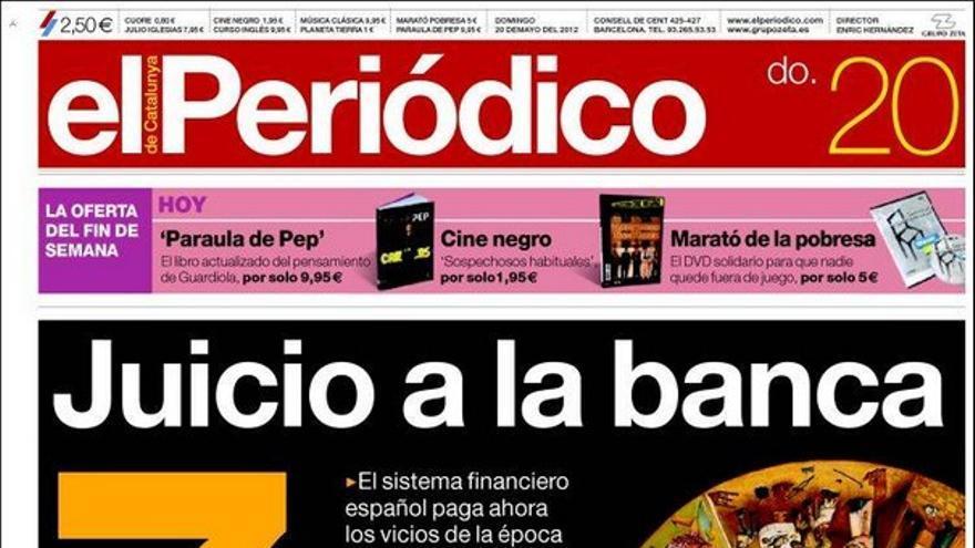 De las portadas del día (20/05/2012) #9