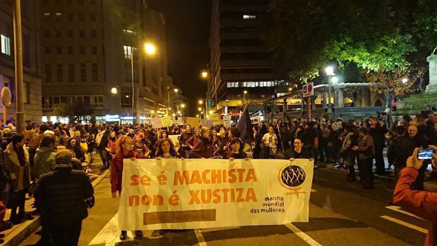 Manifestación del 25N