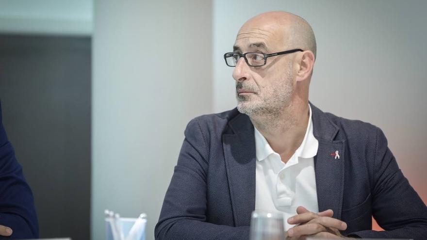 Félix Álvarez: Cs sigue creciendo convencido de liderar el cambio político que necesita Cantabria