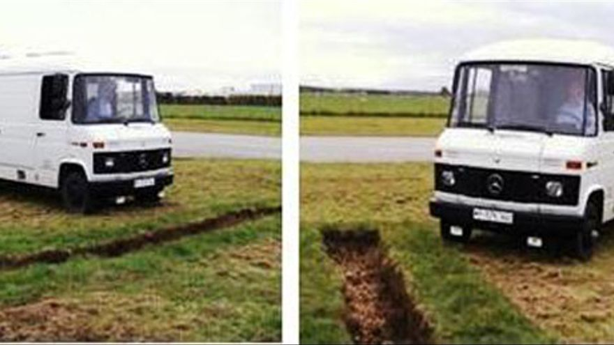 Las furgonetas de Dickmanns eran capaces de recorrer autonómamente 20 kilómetros a 96 km/h en 1986