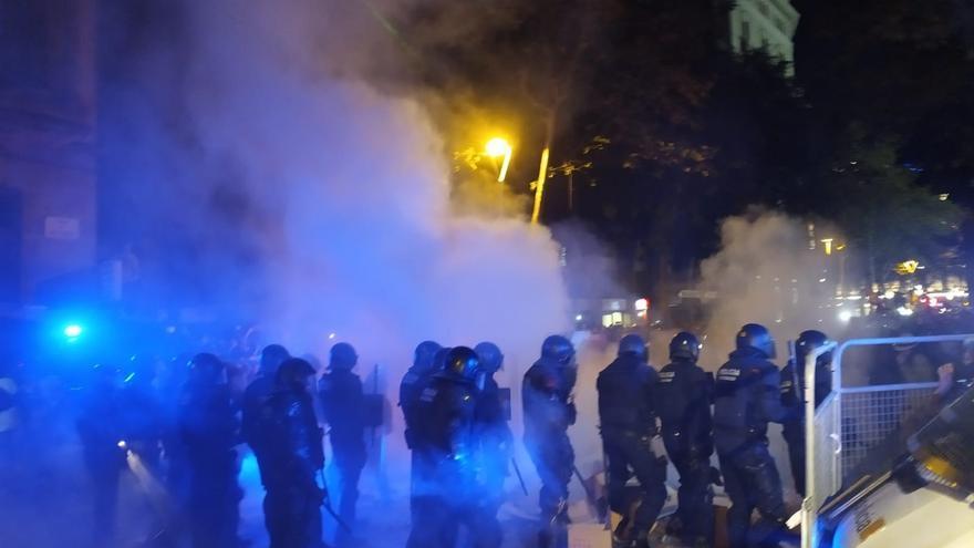 """ERC exige investigar las actuaciones de los Mossos y """"depurar responsabilidades"""""""