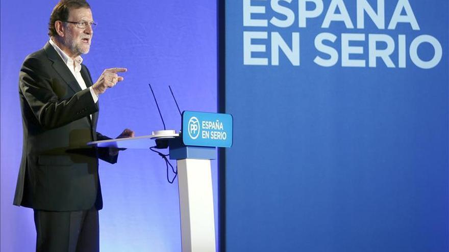 Rajoy visita el colegio Asprona en La Roda, referente en educación especial