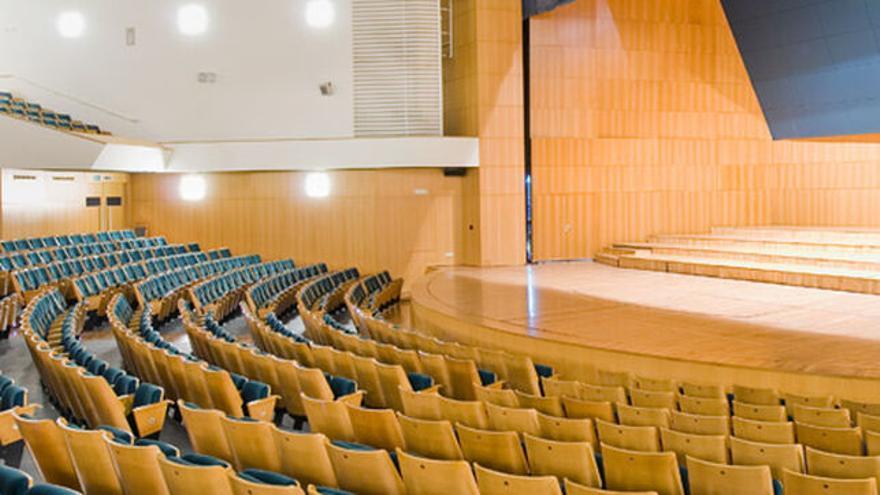 Auditorio Regional Víctor Villegas