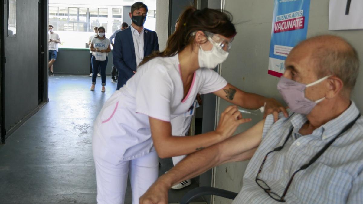 La Provincia de Buenos Aires superó el millón de contagios