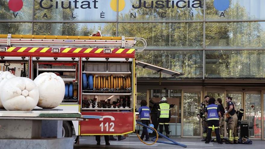 Reabre la Ciudad de la Justicia de Valencia pero con 20 juzgados aún cerrados