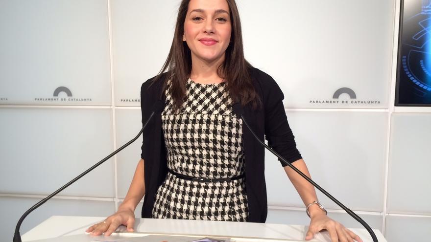 """Arrimadas dice que Mas no está en el pacto antiyihadista por firmar una resolución """"ilegal"""""""