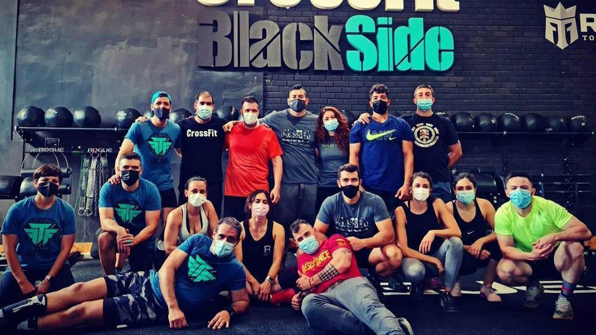 Componentes del CrossFit Blackside
